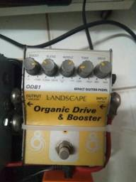 Organic drive e booster
