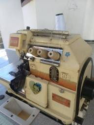 Máquina overloque industrial Nissim