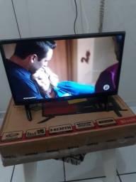 Linda tv philco 20 pl nova! led ,full HD, usb, HDMI
