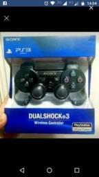 Controle de PS3 sem fio
