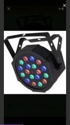 Refletor LEDS,18 para festa