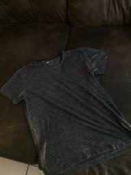 Camiseta Tamanho P Slim Fit