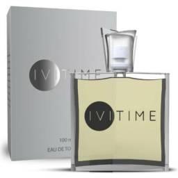 Perfumes da New Time Brasil queima de estoque