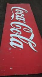 Placa de bebidas, grande 3m x 1m