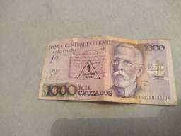 Vendo nota antiga $50
