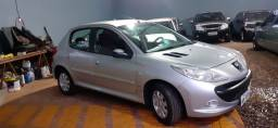 Peugeot 207 ano 2009 completo abaixo da Fipe