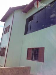 Sobrado com 5 dormitórios à venda, 280 m² por R$ 370.000,00 - Residencial Flamboyant - Aná