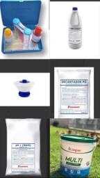 Kit Produtos Químicos para Piscina