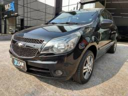 CHEVROLET AGILE 1.4 MPFI LTZ 8V FLEX 4P MANUAL.