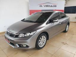 Honda Civic 2.0 LXR aut 2014
