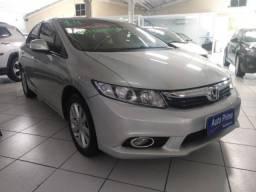 Honda Civic LXR 2.0 Flex - 2014 - Impecável