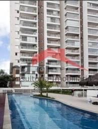 Lindo apartamento com 56m² de área privativa, com 2 dormitórios, cozinha americana, banhei
