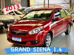 FIAT GRAND SIENA 1.4 ATTRACTIVE FLEX 2012
