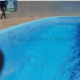 (Promoção) Apto Novo Bessa 2 Qts 1 Suíte, 52 m², Térreo, Piscina e Elevador