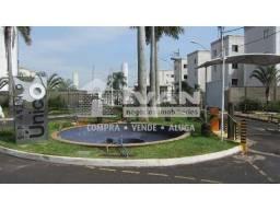 Apartamento à venda com 1 dormitórios em Gávea sul, Uberlândia cod:27582