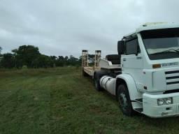 Caminhão prancha 18-310 - 2003