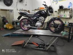 Elevador Rampa para motos