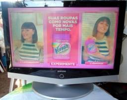 Samsung Tv Lcd 40 Polegadas com Mancha Na Tela