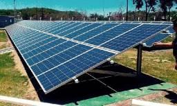 Energia solar fotovoltaica Orçamento e estudo Redução de até 95% na conta de luz!