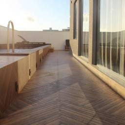 Porcelanato Ceusa Deck Natural 80x80 Extra R$ 119,90m² > Casa Nur - O Outlet do Acabamento