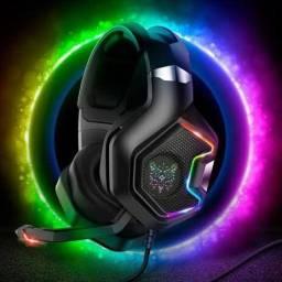 Fone de ouvido Headset Gamer knupk489