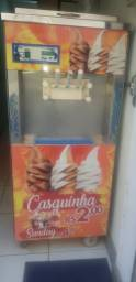 Maquina de sorvete expresso Maquina de sorvete expresso Italianinha