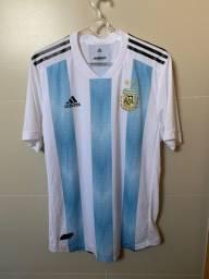 Camisa Oficial da Argentina ?