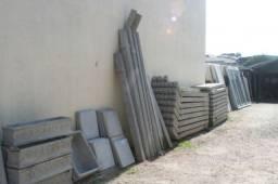 Fábrica de Artefatos de Cimento . Indústria, Pré Moldados