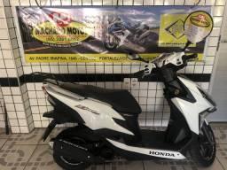 Honda Elite 125,ano 2019 com 2 mil km