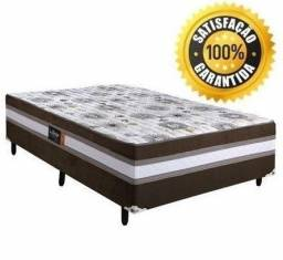 Promoçao cama box com mola casal