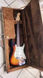 Hard Case para stratocaster em Bom estado de Conservação