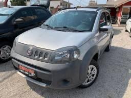 Fiat Uno 1.0 Way Completo - Ipva 2020 Pago - 2012
