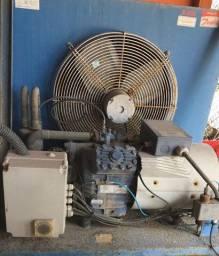 Peças e unidades condensadoras danfoss elgin Tecumseh câmara fria