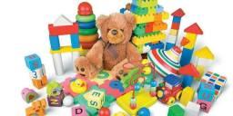 Brinquedos doações