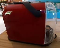 Cafeteira Espresso Modo Vermelha Três Corações