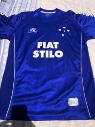 Camisas Cruzeiro KIT 2002