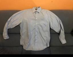Camisa social gg novinha