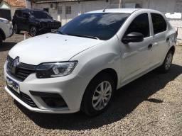 Renault Logan Life 1.0 MT 2020 Novíssimo