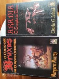 Dois livros Wicca Ed. Madras