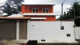 Casa com 2 pavimentos e 4 quartos