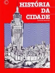 Livro a História da Cidade - Leonardo Benevolo