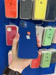 Título do anúncio: iPhone 12 64GB Azul