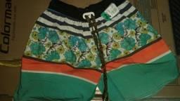 Título do anúncio: Bermudas Maurícinho, jeans e moletom kit 3 por 120