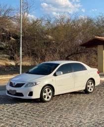 Título do anúncio: Corolla GLI 1.8 automático 2013