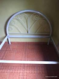 Título do anúncio:  estrado de cama de ferro