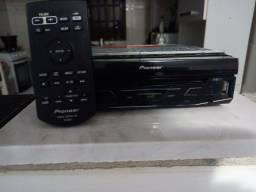 Título do anúncio: Radio pioneer retratil RS1.000