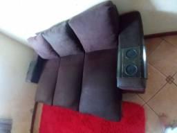Título do anúncio: Sofa reclinável