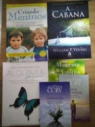 Título do anúncio: Vendo estes livros