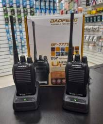 Título do anúncio: Produto novo  Transmissor transmissor baofeng bf-777s talk rádio portátil 18KM