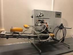 Título do anúncio: Rotuladora Autoadesiva Semi Automática mod RSP1580 Semi Nova